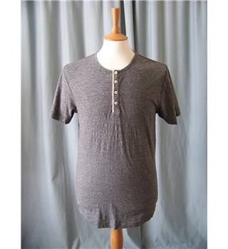 Next - Size: M - Grey - Short sleeved T-shirt