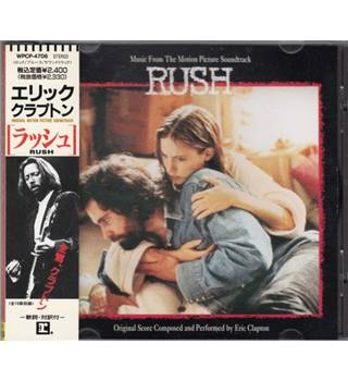 Music From The Motion Picture Soundtrack - Rush (CD) Clapton, Eric