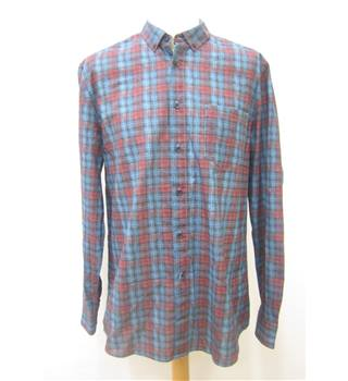 BNWT Topman Shirt Topman - Size: L - Blue - Long sleeved