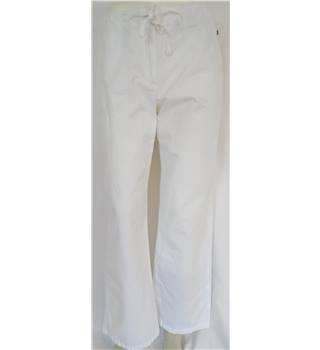 REDGREEN - Size: M - White - Trousers