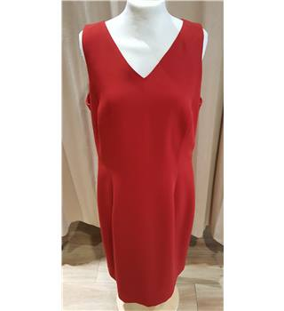 Planet - size 12 red dress Planet - Size: 12 - Red - Knee length dress