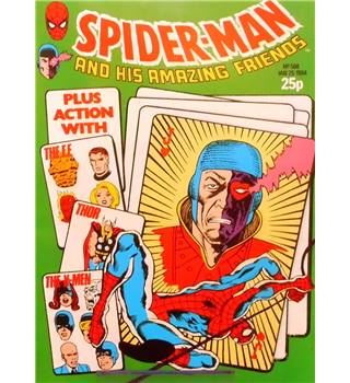 Spider-Man #568 - 25th January 1984