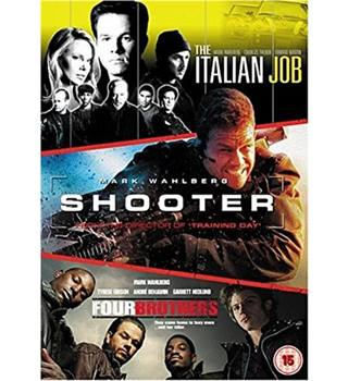 THE ITALIAN JOB / SHOOTER / FOUR BROTHERS 15