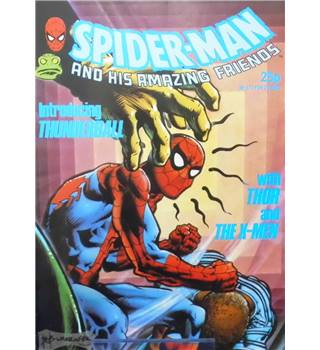 Spider-Man #573 - 29th February 1984