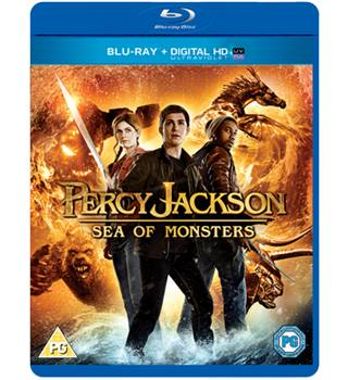 Percy Jackson - Sea of monsters PG