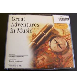 Great Adventures in Music - Discovering the Classics Various Artists