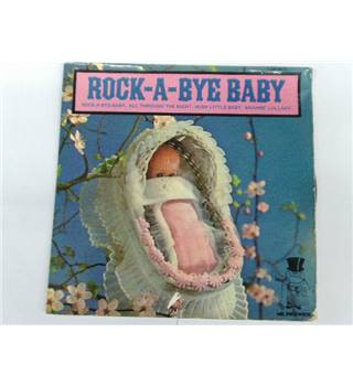 Rock-A-Bye Baby single record.
