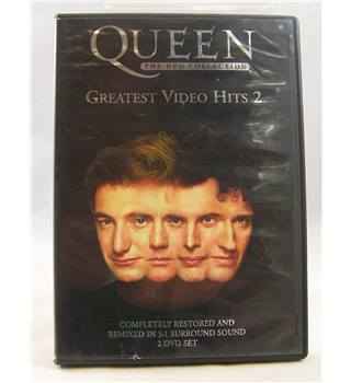Queen Greatest Video Hits 2 Non-classified