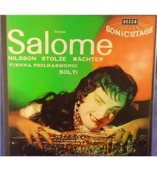 Strauss: Salome - Georg Solti - SET 228/9