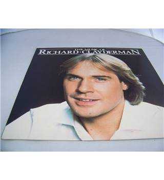 the music of richard clayderman - skl 5333