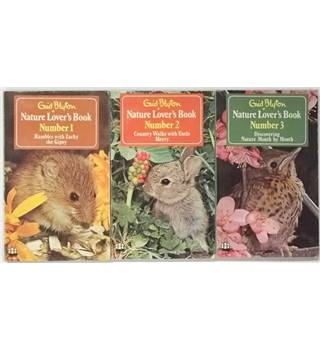 Enid Blyton : Nature Lover's Book - Numbers 1, 2 & 3