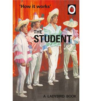 50% OFF SALE How it Works: The Student (Ladybirds for Grown-Ups)