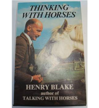 Thinking with Horses