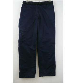 "BNWT Cotton Traders - Size: 29"" - Blue - Waterproof Trousers"