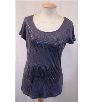 BNWT Jasper Conran for Debenhams  Size 8  Grey  T-Shirt