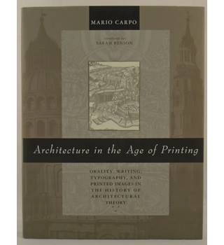 Architecture in the Age of Printing