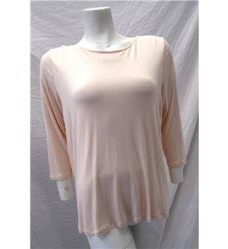 M&S Size 18 Pink Floaty Top M&S Marks & Spencer - Size: 18 - Pink