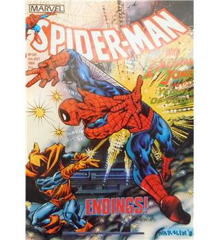 Spider-Man #591 - 4th July 1984