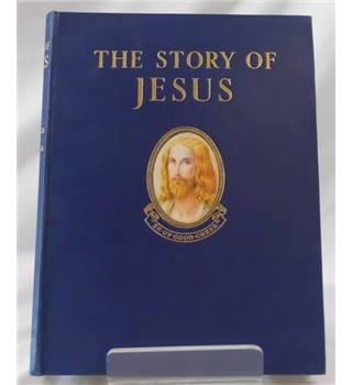 The Story of Jesus (Bookano Living Pictures Series)