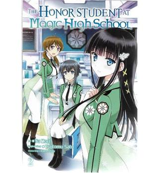 The Honor Student At Magic High School 2