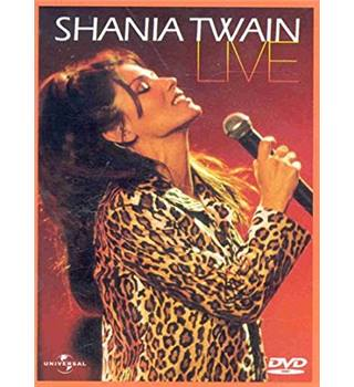 Shania Twain: Live In Dallas Non-classified