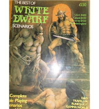 The Best of White Dwarf Scenarios 12 Complete Role-Playing Scenarios in One Volume