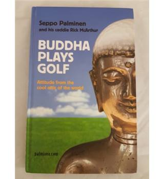 Buddha Plays Golf