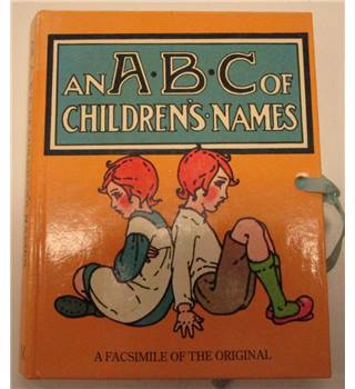 An ABC of Children's Names