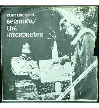 Bermuda / The Interpreter - Roky Erickson - VS 180