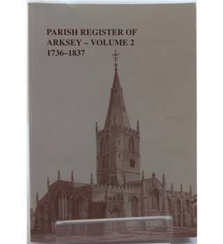 Parish Register of Arksey - Volume 2 1736 - 1837