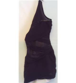 Topshop - Dress - Size 8 - Black