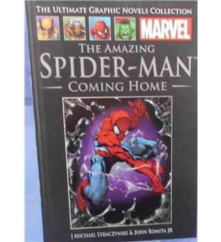 The Amazing Spider-Man Coming Home - Ultimate Graphic Novels Collection No. 21