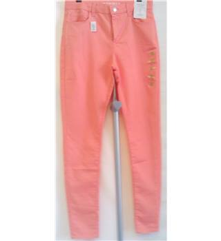 BNWT Marks & Spencer Collection Jeggins - Size 12 - Coral