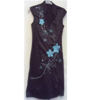Jane Norman Dress - Size 10 - Black