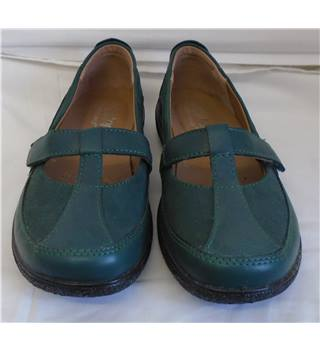 REDUCED BNWT Hotter Shoes - Size - 4.5 - Green
