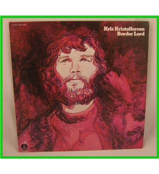 Kris Kristofferson - Border Lord - MNT 64963