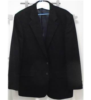 "Burton's Wool Coat - 40"" Burton's - Size: L - Blue - Coat"