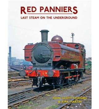 Red Panniers - Last Steam on the Underground