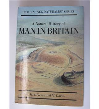 A Natural History of Man in Britain