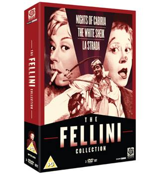 THE FELLINI COLLECTION
