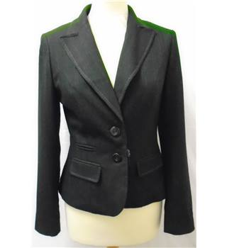 FNS, size 8 black jacket
