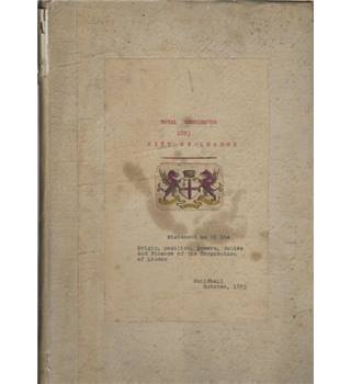 Royal Commission - City of London 1893