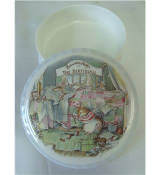 Vintage Royal Doulton Brambly Hedge Trinket Box