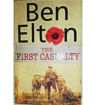 The first casualty -First Edition, Signed copy