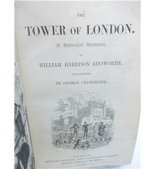 The Tower of London: A Historical Romance - William Harrison Ainsworth