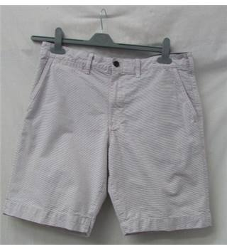 Blue Harbour - Size: Medium - White and burgundy - Shorts