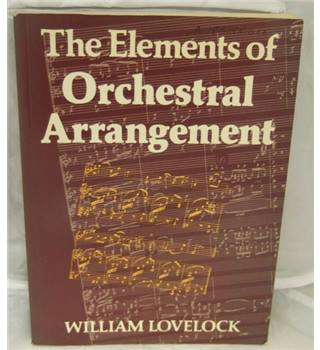 The elements of orchestral arrangement