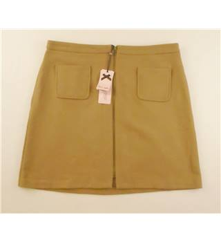 BNWT Phase Eight - Size: 16 - Camel/Brown - Skirt