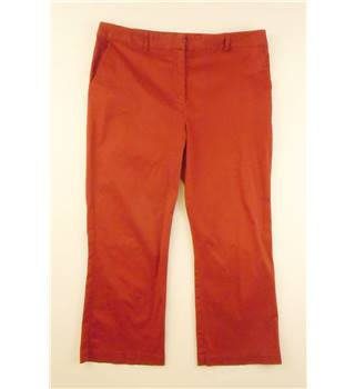 "Principles - Size: 34""/14 - Red - Trousers"