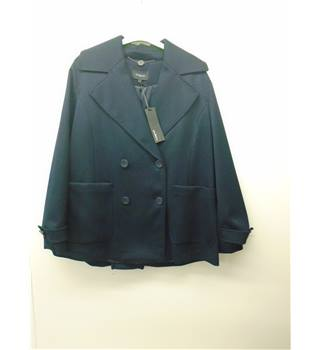 M&S Marks & Spencer - Size: 10 - Blue - Smart jacket / coat
